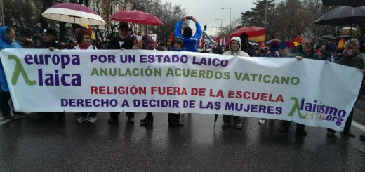 Marcha Dignidad 2015 b