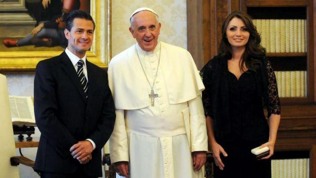 Costosa visita del Papa a México para el Estado. En Chiapas a 36.000 pesos  por minuto f5f1564b095
