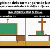 Religion fuera escuela