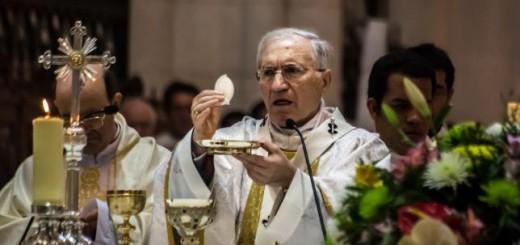 Rouco Varela en misa