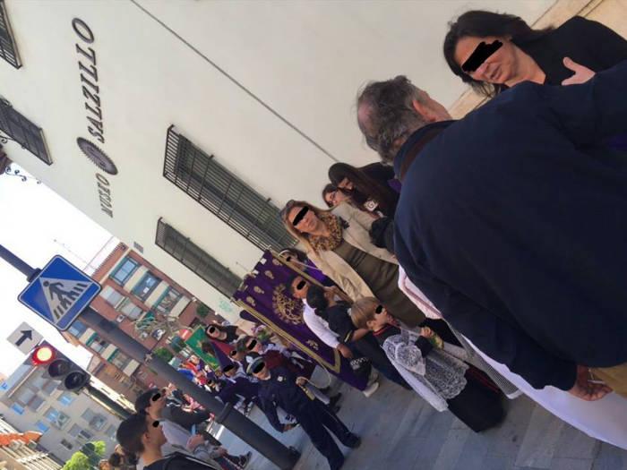 Semana santa escolar Murcia Barrio san Andres 2015 b