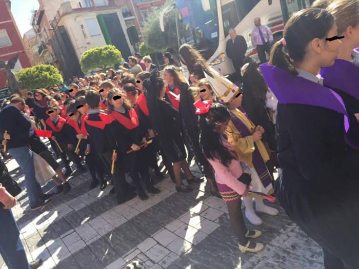 Semana santa escolar Murcia Barrio san Andres 2015 f