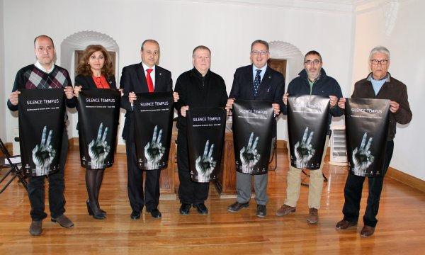 Silence Tempus ayuntamiento de Ubeda presentacion