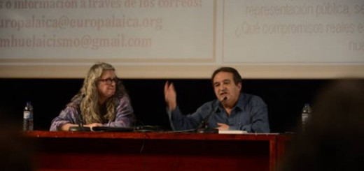 XI Jornada Laicista Zaragoza 2015 clausura