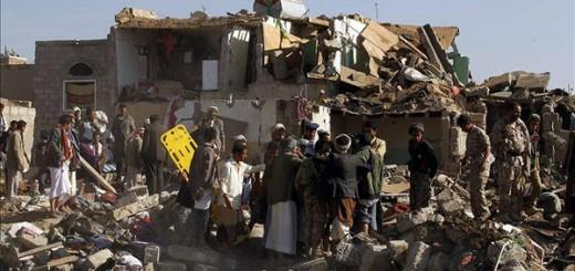 Yemen en guerra 2015