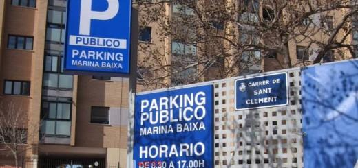 aparcamiento iglesia exento IBI Valencia