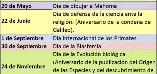 celebraciones internacionales