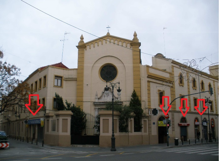 convento de la merced Valencia