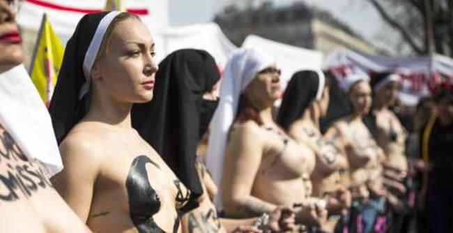mujeres de la religion: