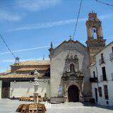 Iglesia de San Francisco en Priego inmatriculada por el Obispado de Córdoba en el año 2009