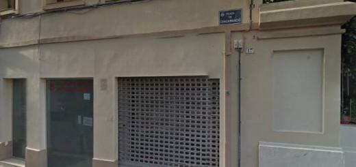 locales comerciales convento Encarnacion Valencia