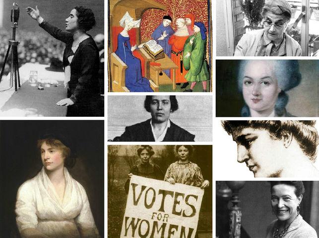 mujer historia