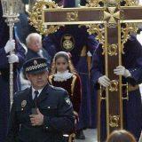 policia local procesiones semana santa Granada