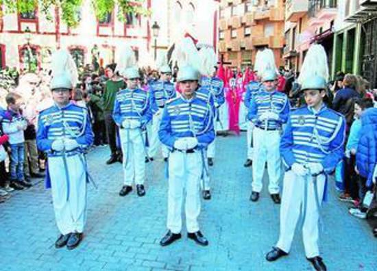 procesion escolar Huelva 2015 b