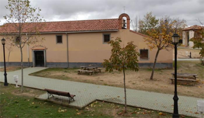 Ermita de San Antón, una de las inmatriculadas en Aranda de Duero