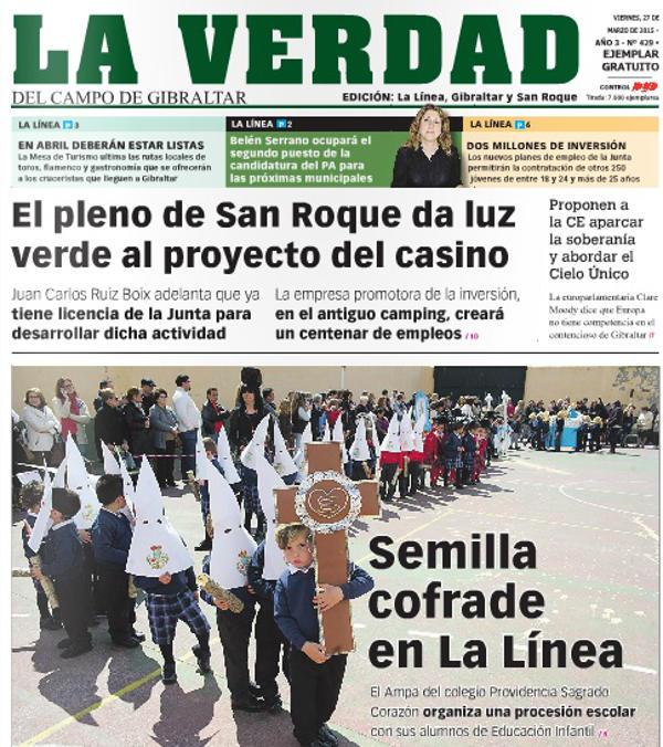 semana santa escolar La Linea  cadiz 2015 a