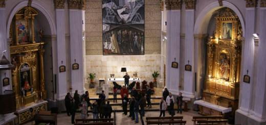 iglesia Urrea Teruel