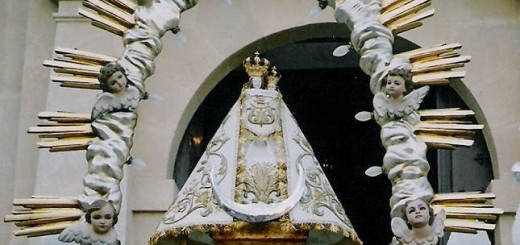 virgen de las nieves Chinchilla Albacete
