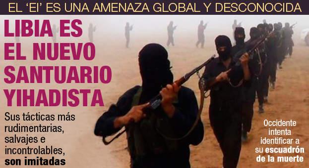 yihad en Libia