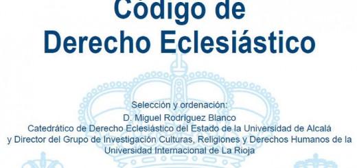 Codigo Derecho Eclesiastico 2015