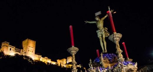 Cristo gitanos semana santa granada