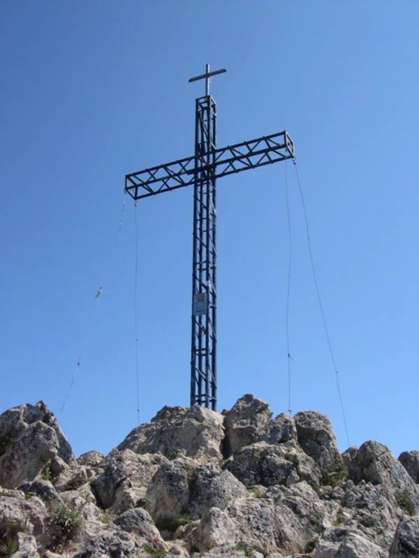 Cruz del Cardenal Corbera Valencia