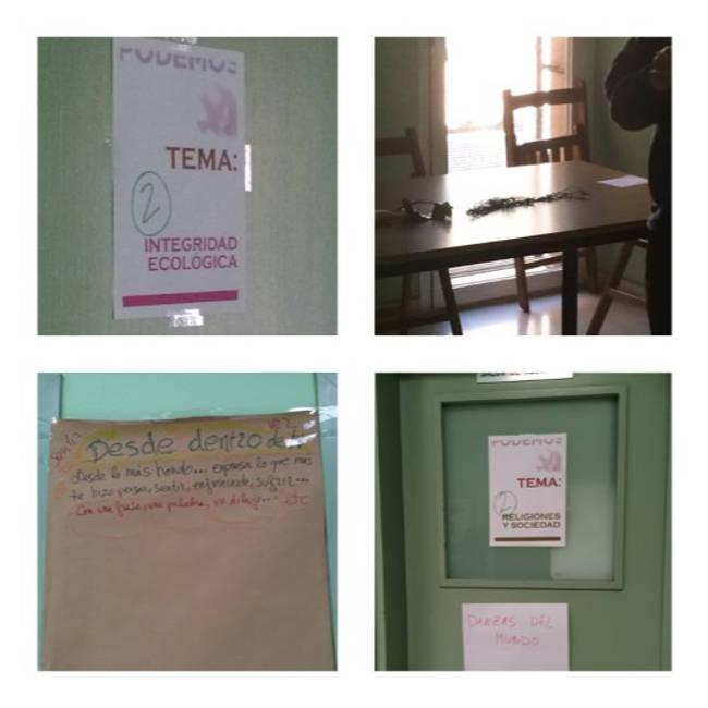 Encuentro Circulo Espiritualidad Podemos 2015 a