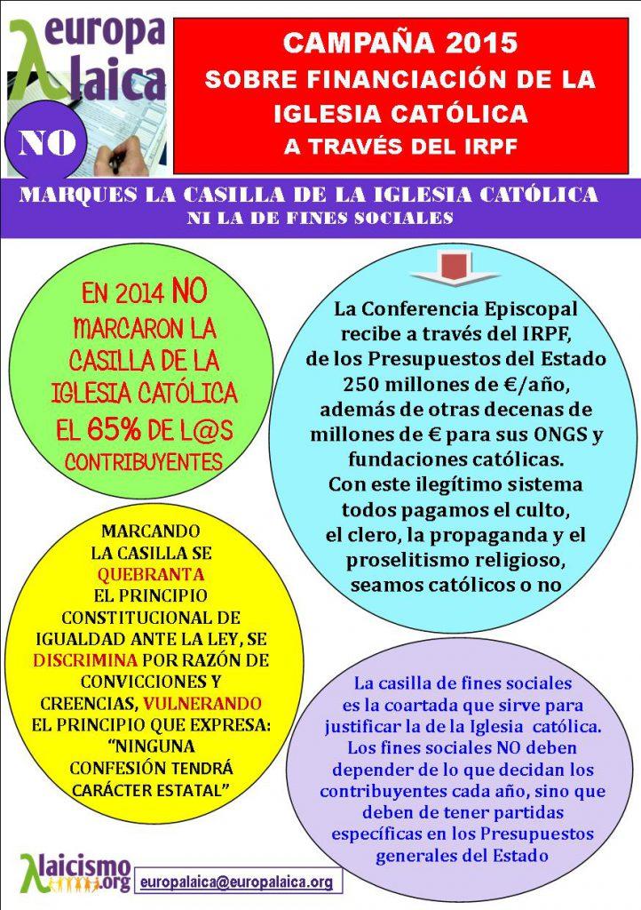 IRPF 2015 A Castell