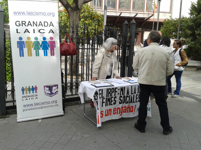 IRPF Granada  20150414