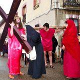 Pasion viviente en Villalbilla Burgos