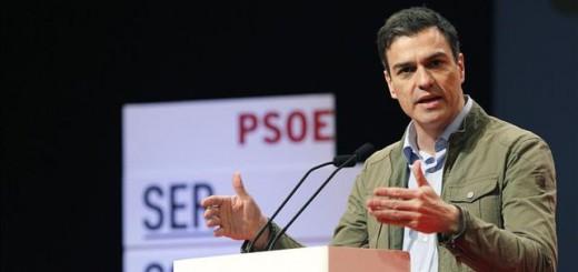 Pedro Sanchez secretario General PSOE 2015