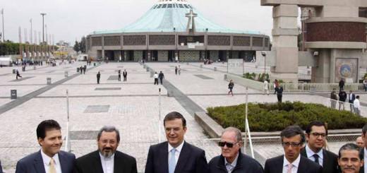 Plaza-Mariana Mexico