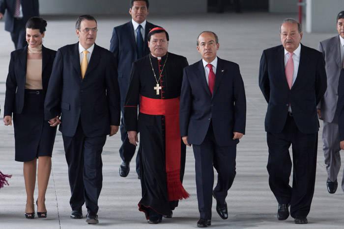Plaza_Mariana Mexico inauguracion