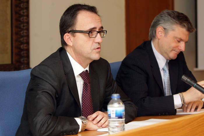 Ulpiano Villanueva Director General de la Agencia Tributaria de Galicia