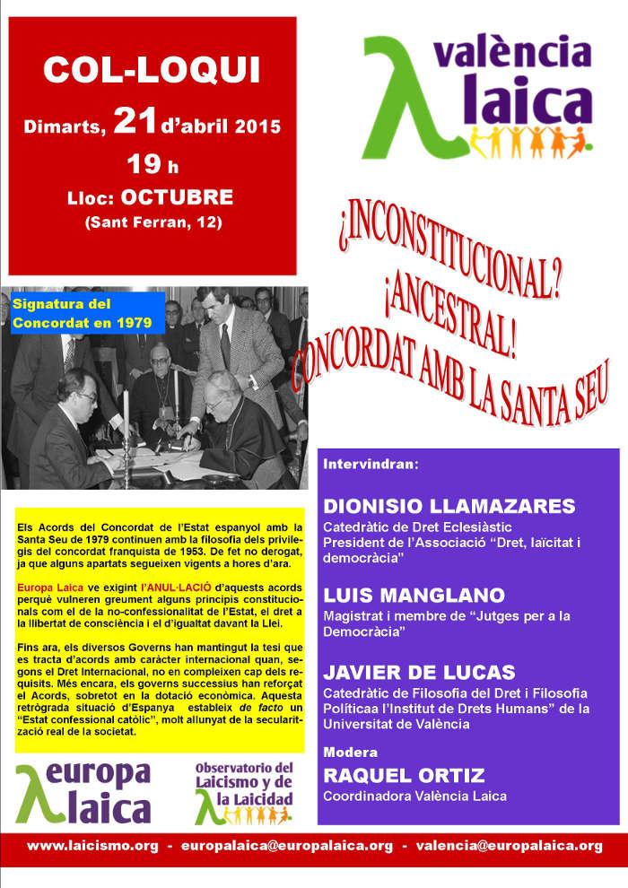 Valencia Acuerdos 2015