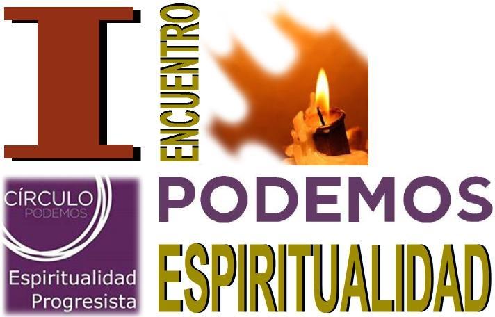 circulo Podemos espiritualidad cartel