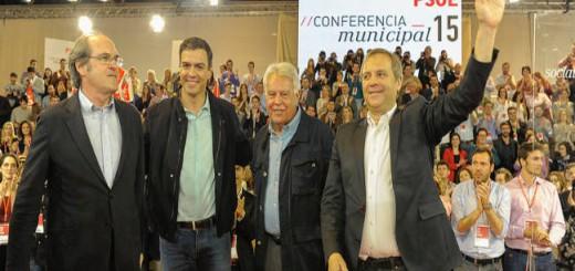 conferencia municipal psoe 2015