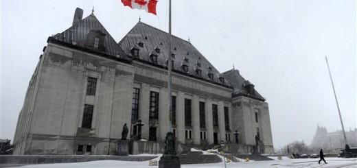 corte suprema Canada