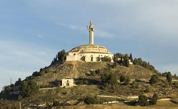 cristo del otero Palencia