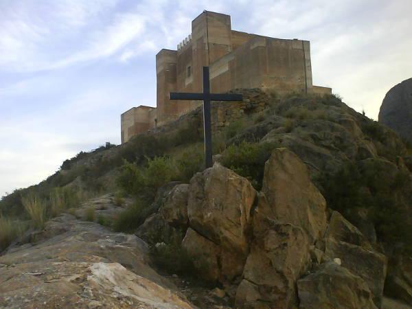 cruz castillo santa baarbara Cox Alicante
