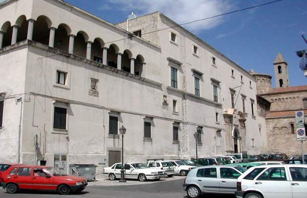 curia de Taranto Italia