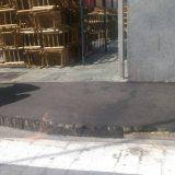 elimina badenes acera Sevilla para silla semana santa 2014