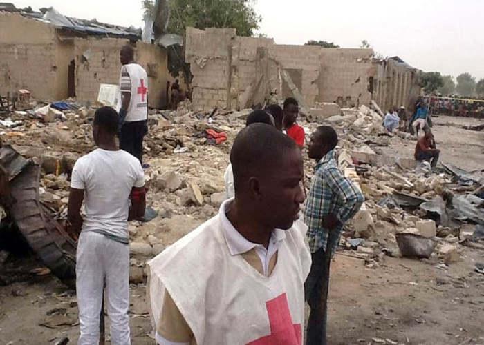 escuela atacada Boko Haram en Nigeria