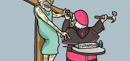 eutanasia - iglesia se opone