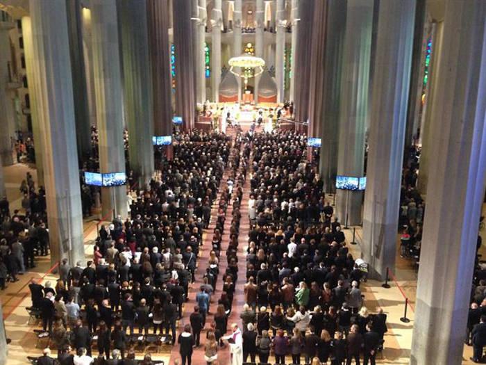 funeral barcelona 2015