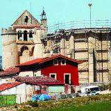 iglesia san Andres de Ayuelas en Burgos 2015