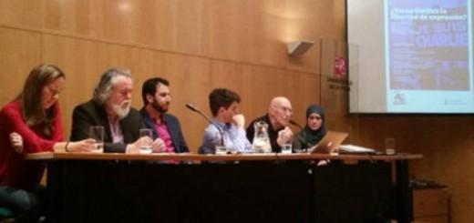 mesa libertad expresion La Rioja 2015