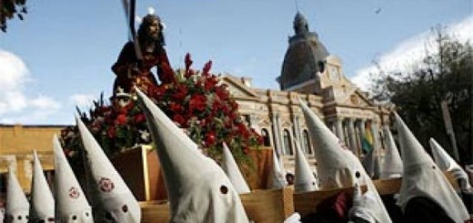 procesion en Bolivia