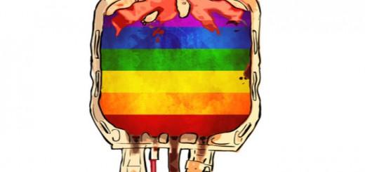 sangre homosexuales