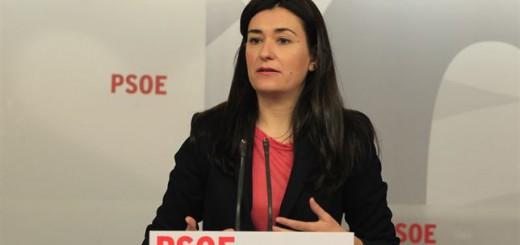 secretaria de Igualdad del PSOE Carmen Monton